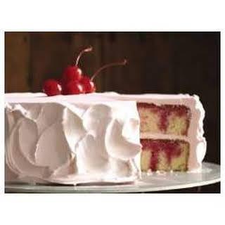 Black Cherry JELL-O Poke Cake.