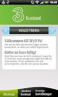 Screenshot of 3Fyll på