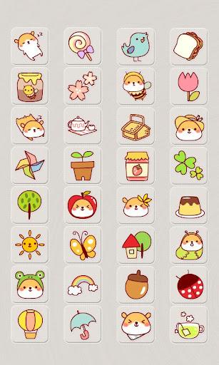 CUKI Theme Hams Spring Icon