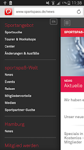 Sportspaß- screenshot thumbnail
