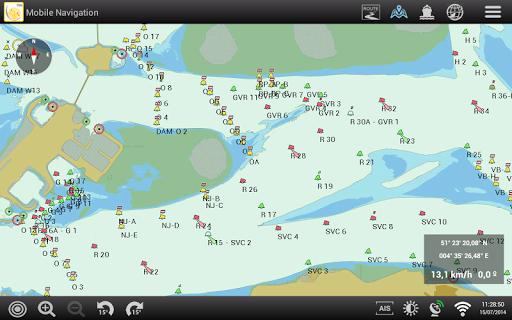 Periskal Mobile Navigation