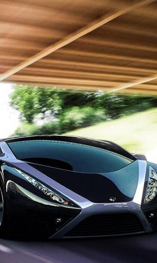 玩個人化App|未来的汽车的动态壁纸免費|APP試玩