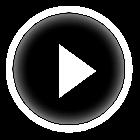 Skin for Poweramp v2 KK White icon