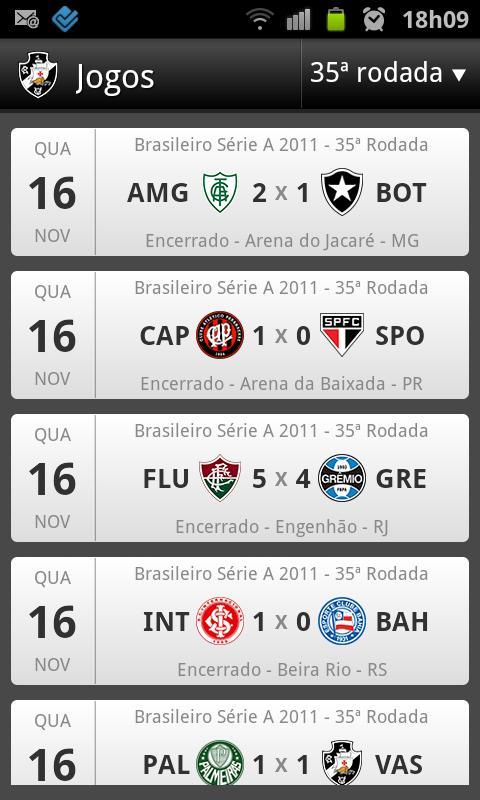 Vasco SporTV - screenshot