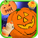 Halloween Cake Maker icon