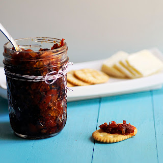 Tomato Bacon Jam for #SundaySupper