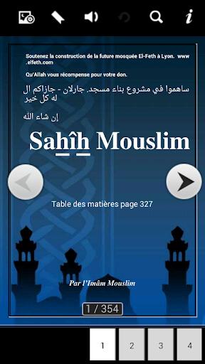 Sahih Muslim traduit français