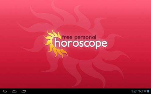 Free Personal Horoscope - screenshot thumbnail