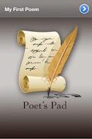Screenshot of Poet's Pad™ - Creative Writing