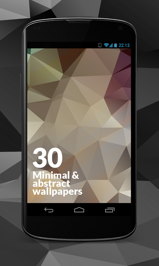Poly - Wallpaper Pack- screenshot