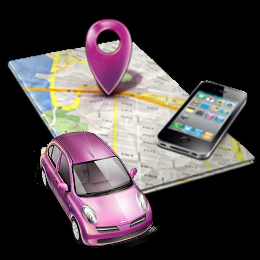 交通運輸必備App|Wo ist mein Auto? LOGO-綠色工廠好玩App