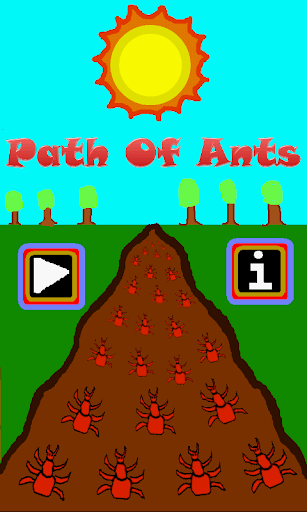 Path of Ants