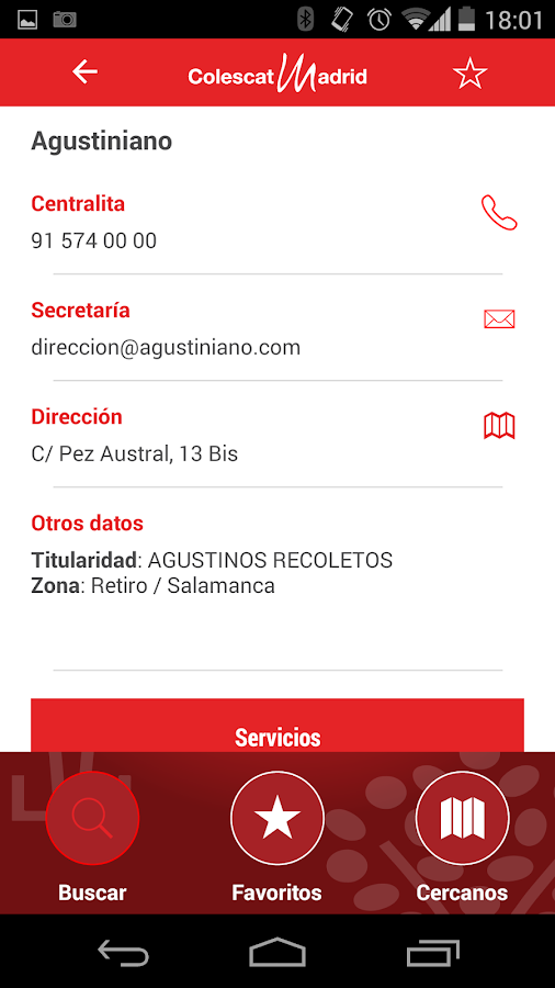 ColescatMadrid- screenshot
