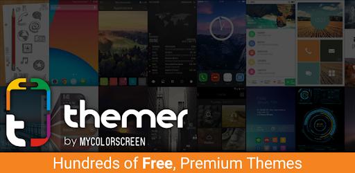 Themer Launcher Hd Wallpaper Revenue Download