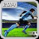 プレイ リアル サッカー ゲーム 2014