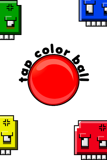 Tap Color Ball