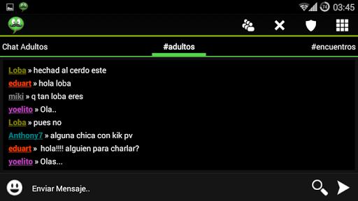 chat para adultos