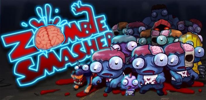 Сокрушитель зомби (Zombie Smasher) - новая игра про зомби для android