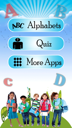 Kids Alphabet-Quiz Game