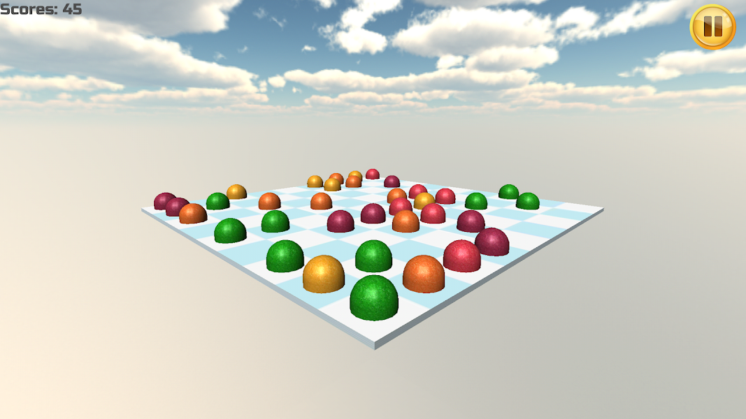 Candy Lines 3D, play free, cool graphic, jewel game, game for kids, classic game