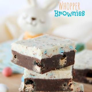 Whopper Egg Brownies
