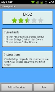 Drinkepedia: Drink Recipes - screenshot thumbnail