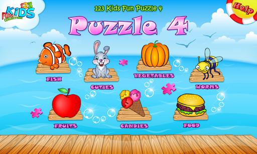 123 Kids Fun PUZZLE GOLD