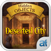 Hidden Objects Deserted City