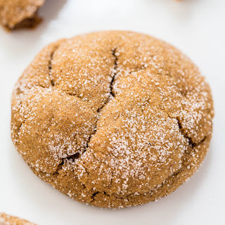 Soft and Chewy Molasses Gingerdoodles