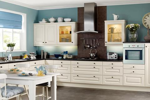 Kitchen Decorating Ideas Screenshot