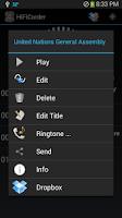 Screenshot of HiFiCorder Record, Edit, Buy