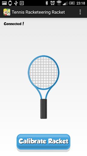 Tennis Racketeering Racket