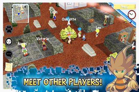 4 Minimon 3D App screenshot