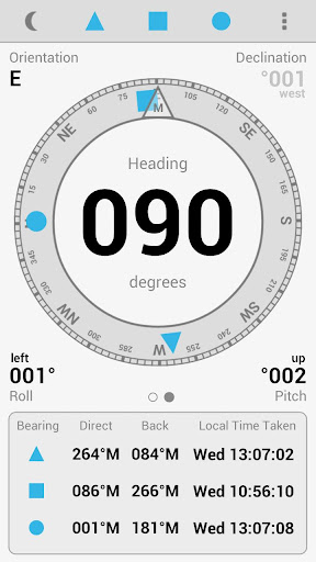 Field Compass Plus