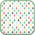 Tree Pattern go launcher theme icon