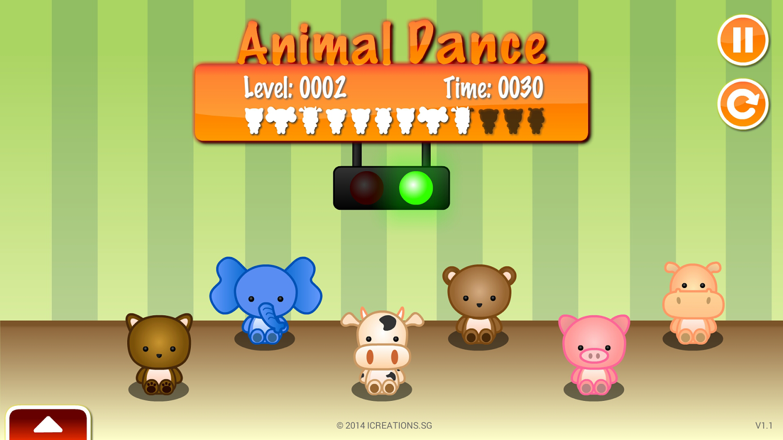Animal Dance- screenshot