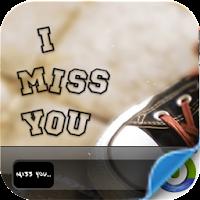Miss you lock screen 1.0