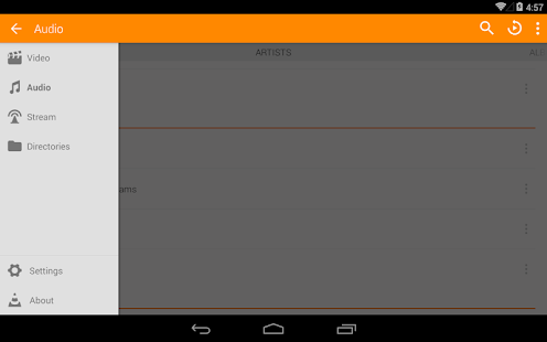 VLC for Android Screenshot 18