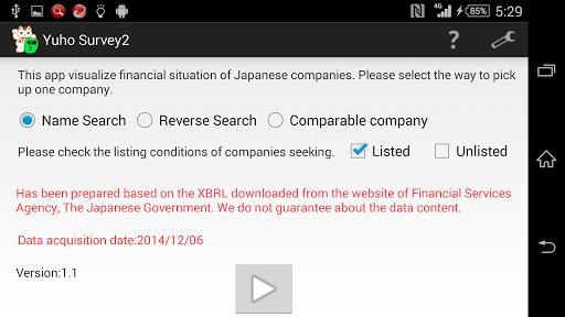 Yuho survey2 --Abenomics