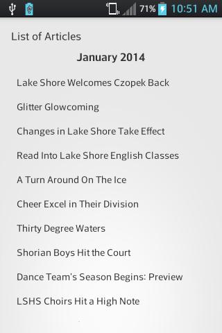 【免費教育App】The Shoreline-APP點子