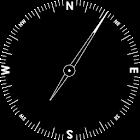 Bússola 3D icon