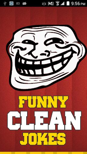 Funny Clean Jokes