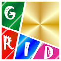 Grid Style Photo icon