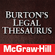 Burton's Legal Thesaurus TR