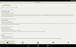 Screenshot of FanFiktion.de
