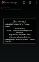 Screenshot of Chat Noruega Undernet