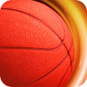 Basketball Shot logo