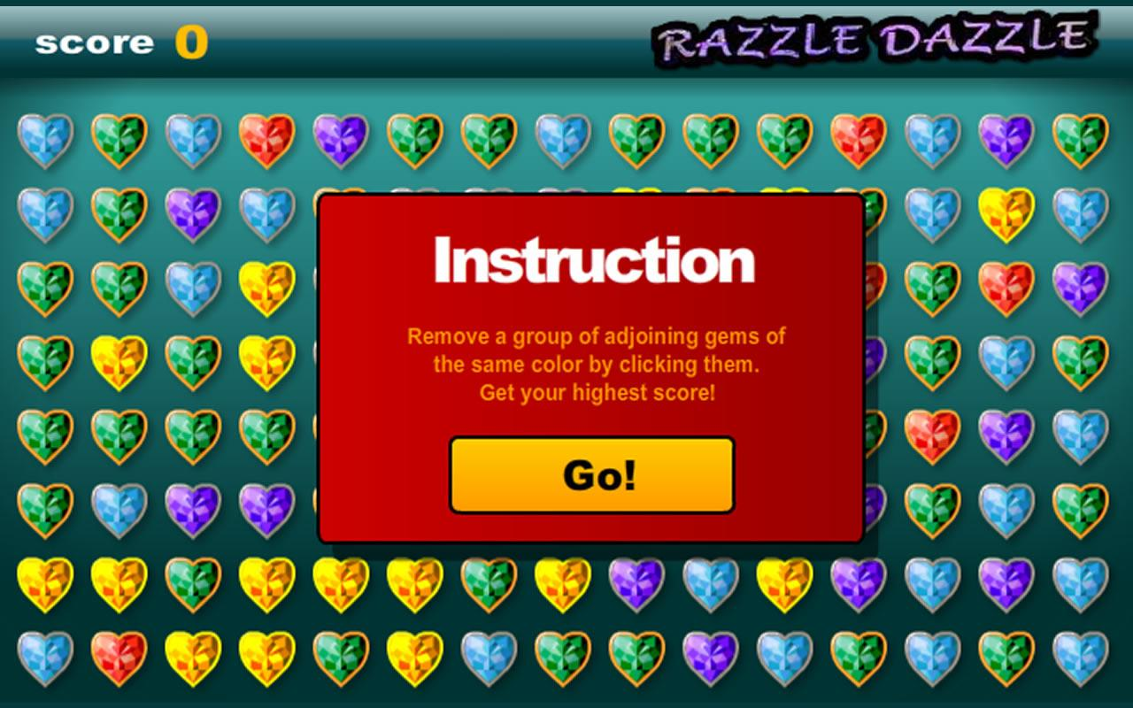 Razzle Dazzle Jewels- screenshot