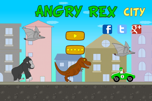 Angry Rex City