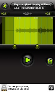 FREE - My Ringtone Maker- screenshot thumbnail
